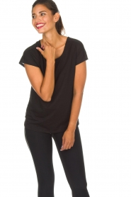 Casall |  Sports top Raw | black  | Picture 2