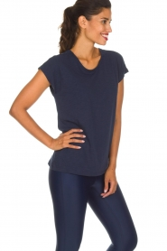 Casall |  Sports top Raw | blue  | Picture 4