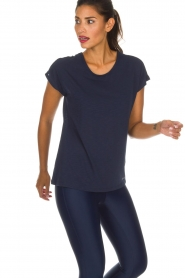 Casall |  Sports top Raw | blue  | Picture 2