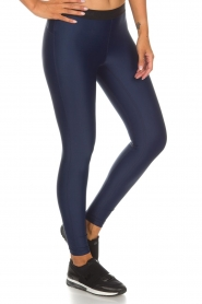 Casall |  Sports leggings Raw | navy  | Picture 4