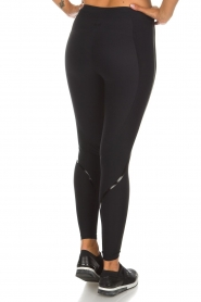 Casall |  Sports leggings Sculpture Laser | black  | Picture 5