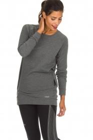 Casall |  Sweatshirt Crew | grey  | Picture 4