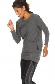 Casall |  Sweatshirt Crew | grey  | Picture 5