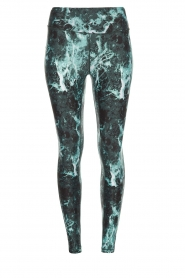 Casall |  Sports leggings Stone | green  | Picture 1