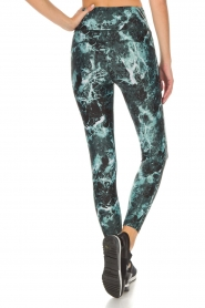 Casall |  Sports leggings Stone | green  | Picture 5