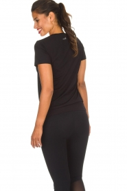 Casall |  Sports top Essentials  | black  | Picture 4