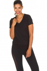Casall |  Sports top Essentials  | black  | Picture 2
