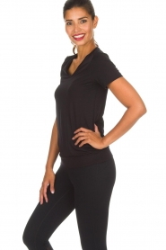 Casall |  Sports top Essentials  | black  | Picture 3