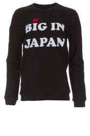 Zoe Karssen | Sweatshirt Big in Japan | zwart  | Afbeelding 1