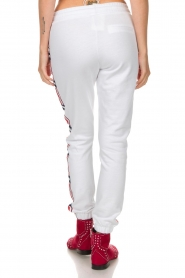 Zoe Karssen |  Sweatpants Batman | white  | Picture 4