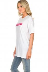 Zoe Karssen |  T-shirt Tokyo | white  | Picture 5