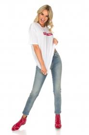 Zoe Karssen |  T-shirt Tokyo | white  | Picture 3