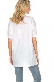 Zoe Karssen |  T-shirt Tokyo | white  | Picture 6