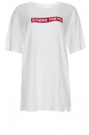 Zoe Karssen |  T-shirt Tokyo | white  | Picture 1