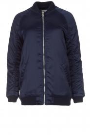 Zoe Karssen |  Bomber jacket Sem | blue  | Picture 1