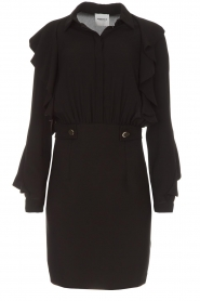 AnnaRita N |  Dress Amelia | black  | Picture 1