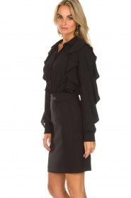AnnaRita N |  Dress Amelia | black  | Picture 4