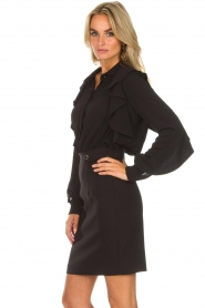 AnnaRita N |  Dress Amelia | black  | Picture 5