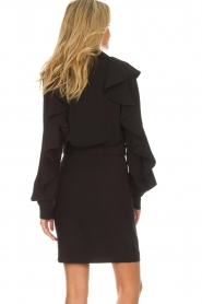 AnnaRita N |  Dress Amelia | black  | Picture 6