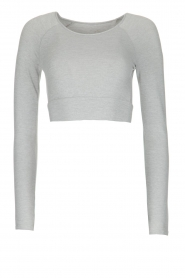 Varley |  Crop sports top Arizona | light grey  | Picture 1