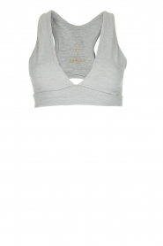 Varley |  Sports bra Brooks Crop | grey  | Picture 1