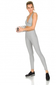 Varley |  Sports bra Brooks Crop | grey  | Picture 3