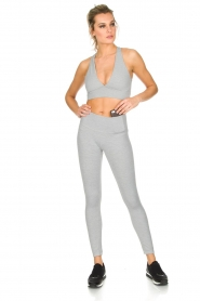 Varley |  Sports leggings Camdon | light grey  | Picture 3