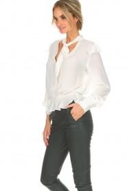 AnnaRita N |  Top Luza | white  | Picture 4