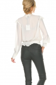 AnnaRita N |  Top Luza | white  | Picture 5