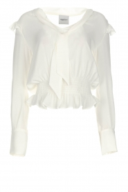 AnnaRita N |  Top Luza | white  | Picture 1