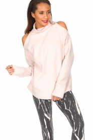 Varley |  Sports sweater Hampton | light pink  | Picture 2