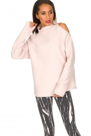 Varley |  Sports sweater Hampton | light pink  | Picture 4