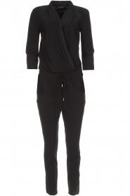 D-ETOILES CASIOPE | Jumpsuit Parisienne | zwart  | Afbeelding 1