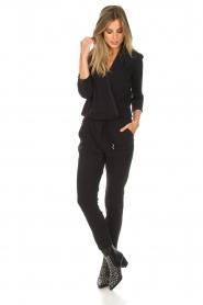 D-ETOILES CASIOPE | Jumpsuit Parisienne | zwart  | Afbeelding 3