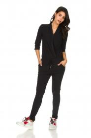 D-ETOILES CASIOPE    Jumpsuit Parisienne   black    Picture 2