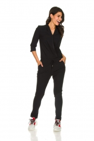 D-ETOILES CASIOPE |  Jumpsuit Parisienne | black  | Picture 4