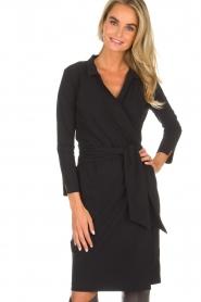 D-ETOILES CASIOPE |  Dress Portera | black  | Picture 2