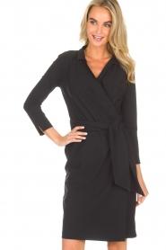 D-ETOILES CASIOPE |  Dress Portera | black  | Picture 6