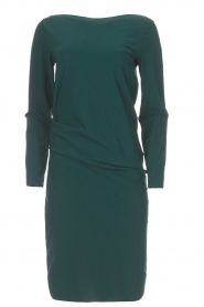 D-ETOILES CASIOPE |  Dress with stretch Prince | green  | Picture 1