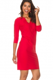 D-ETOILES CASIOPE |  Dress Morgan | red  | Picture 4