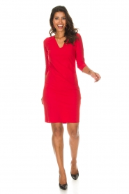D-ETOILES CASIOPE |  Dress Morgan | red  | Picture 3