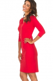 D-ETOILES CASIOPE |  Dress Morgan | red  | Picture 5