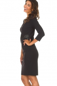 D-ETOILES CASIOPE |  Dress Pons | black  | Picture 5