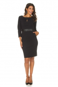 D-ETOILES CASIOPE |  Dress Pons | black  | Picture 3