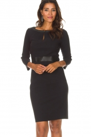 D-ETOILES CASIOPE |  Dress Pons | black  | Picture 2