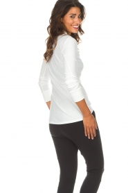 D-ETOILES CASIOPE | Blouse Petitte | wit  | Afbeelding 6