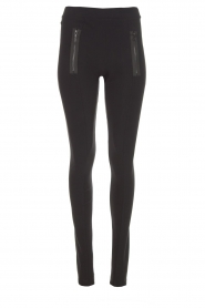 D-ETOILES CASIOPE |  Pants Madelon | black  | Picture 1