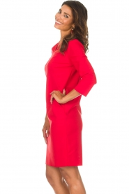 D-ETOILES CASIOPE |  Dress Poirette | red  | Picture 5