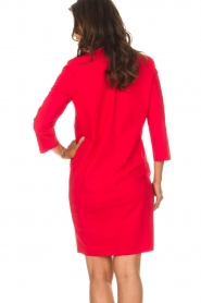 D-ETOILES CASIOPE |  Dress Poirette | red  | Picture 6