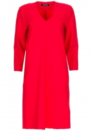 D-ETOILES CASIOPE |  Dress Poirette | red  | Picture 1